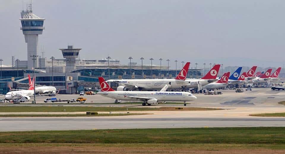 Photo of اصطدام طائرة مغربية بأخرى تركية في مطار أتاتورك