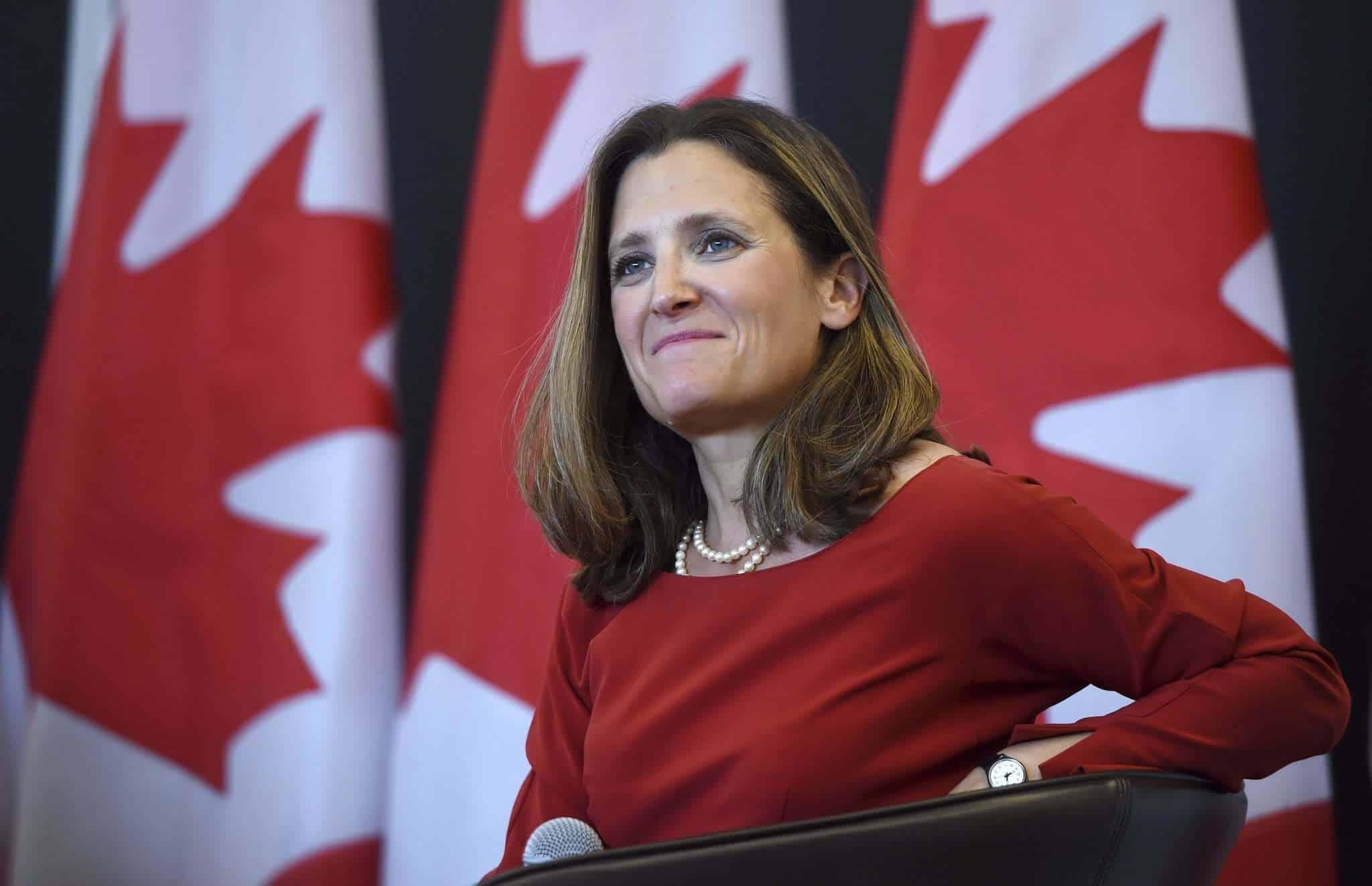 """Photo of كندا """"تمد غصن زيتون"""" إلى السعودية لتفادي الازمة بين البلدين"""