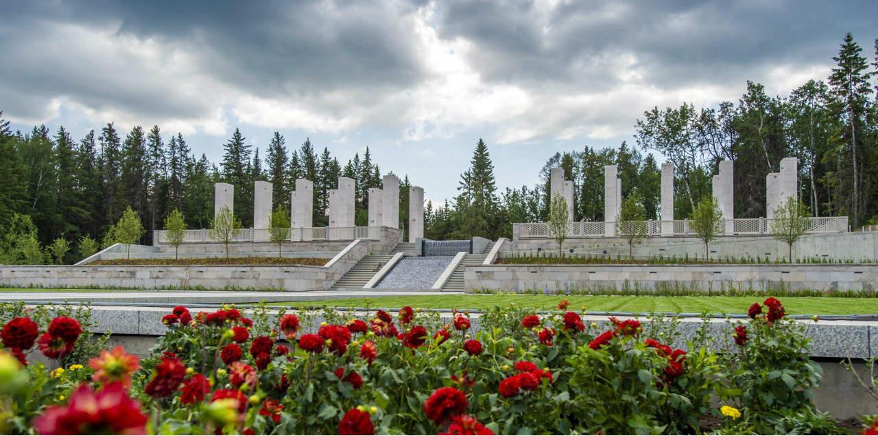 Photo of #حديقة #الآغا_خان تفتح أبوابها في #كندا