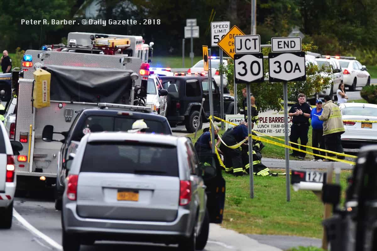 Photo of #حادث سير يقتل 20 شخصاً في #نيويورك
