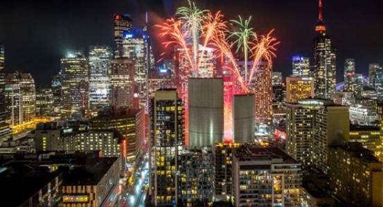 Photo of #الألعاب_النارية الضخمة ستزين سماء #تورونتو قريباً