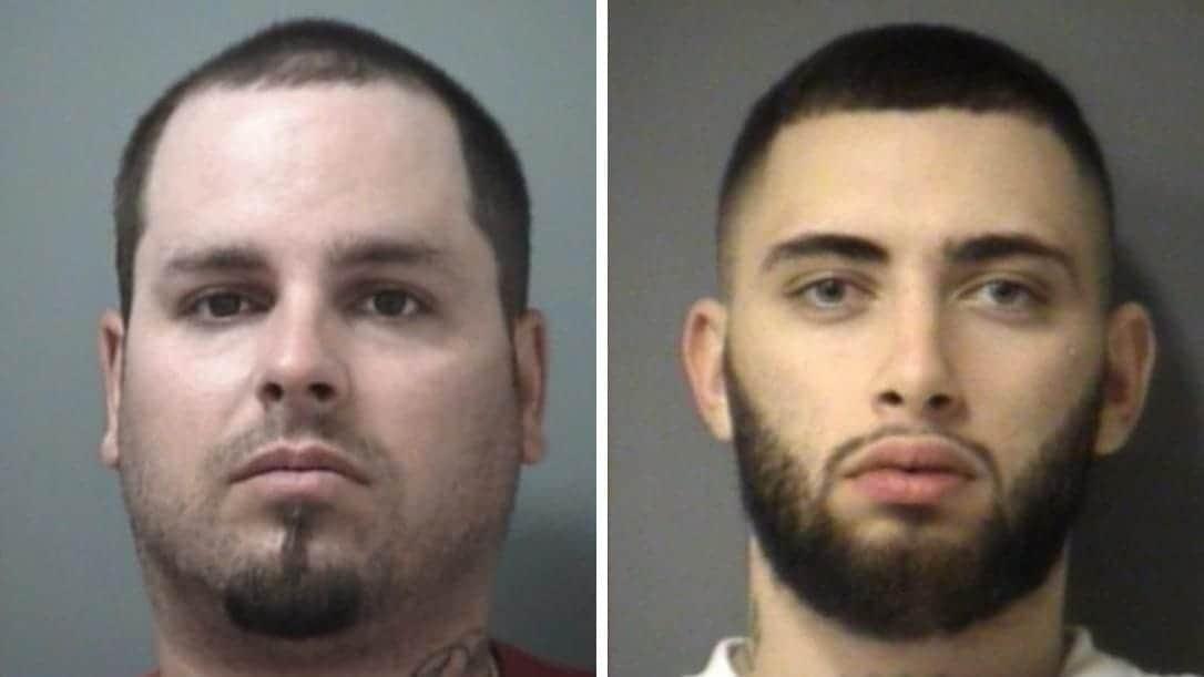 صورة #برامبتون – رجلان مطلوبان بتهمة محاولة القتل