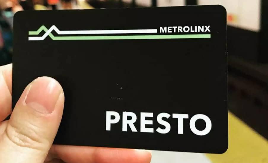 Photo of آلاف من بطاقات Presto# ستوزع #مجاناً اليوم في #تورنتو