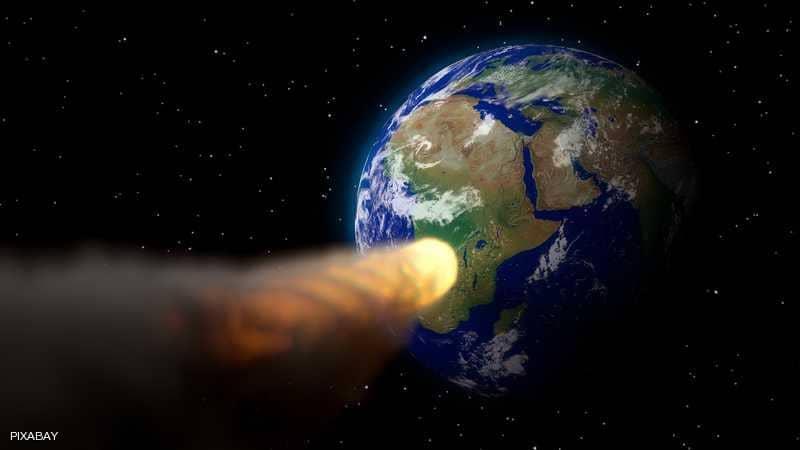"""Photo of """" #ناسا """" تحذر من اقتراب كويكبين عملاقين من #الأرض"""
