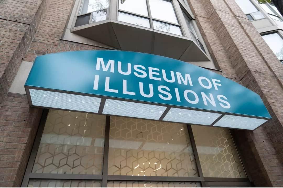 Photo of بالفيديو ـ #متحف الخدع البصرية في #تورنتو