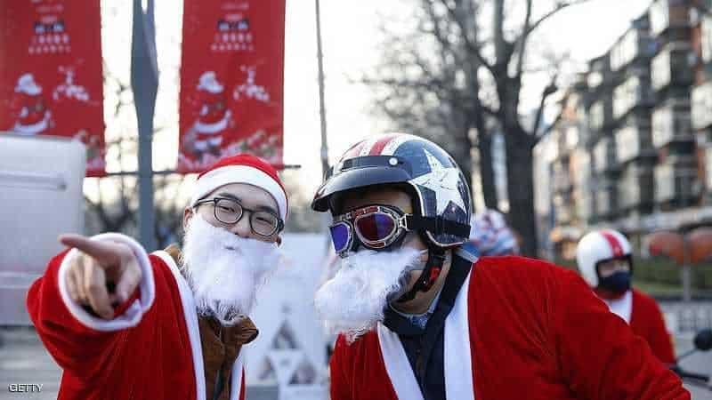 Photo of بأوامر عليا.. #الصين تحارب احتفالات #عيد_الميلاد
