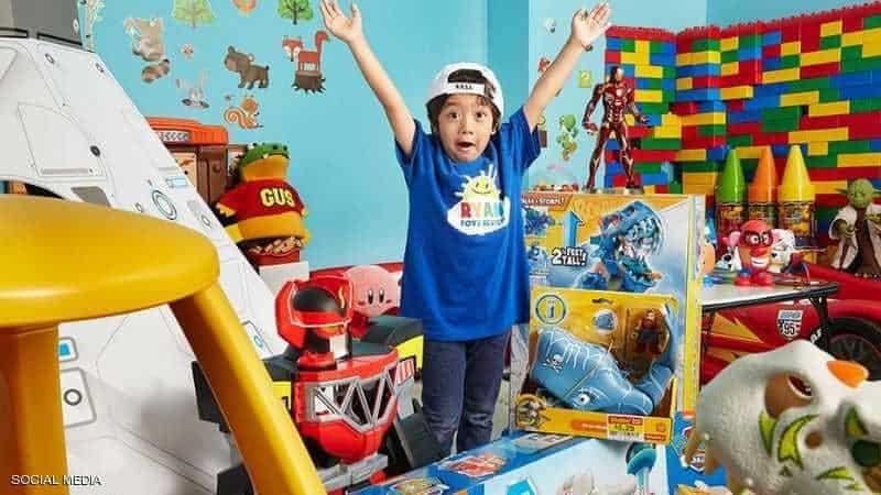 Photo of #طفل يكسب 22 مليون دولار خلال سنة.. كيف؟