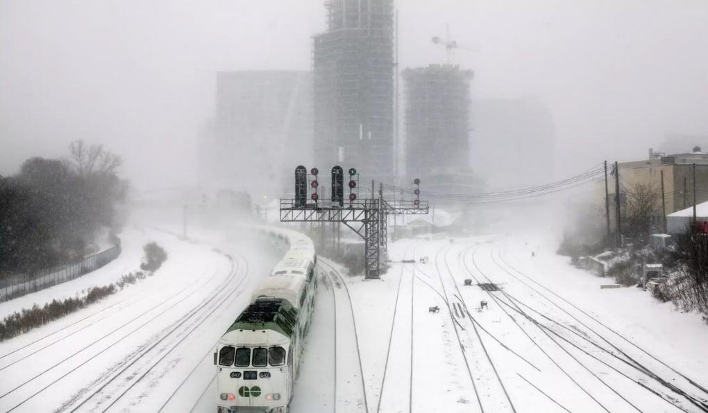 Photo of #تحذير صارم من #الطقس البارد في #تورونتو كمدينة تحت التجمد