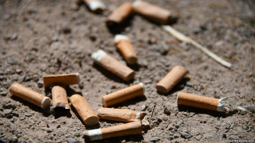 Photo of أعقاب #السجائر .. #الملوث البلاستيكي الأخطر!