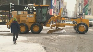 Photo of إزالة #الثلج في #مونتريال تبدأ صباح اليوم