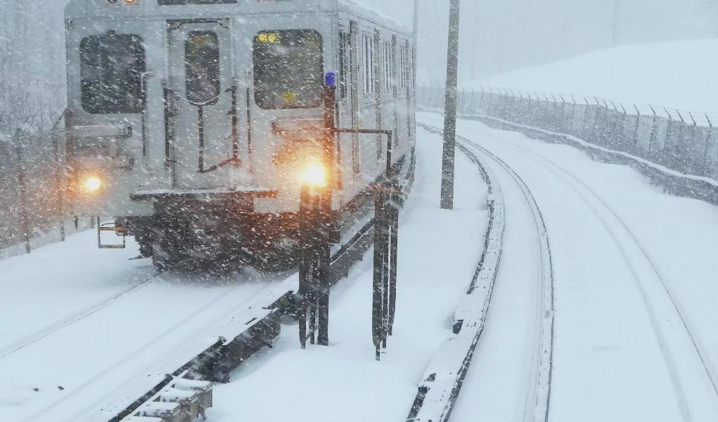 Photo of #تورونتو تستقبل 10 سم من #الثلج يوم الأربعاء