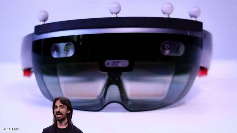 """#مايكروسوفت تطلق """" #النظارة_الخارقة """".. والمواصفات مذهلة"""