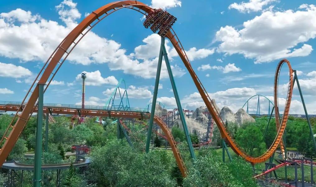 Photo of أطول #أفعوانية للغوص في العالم في #كندا و #وندرلاند