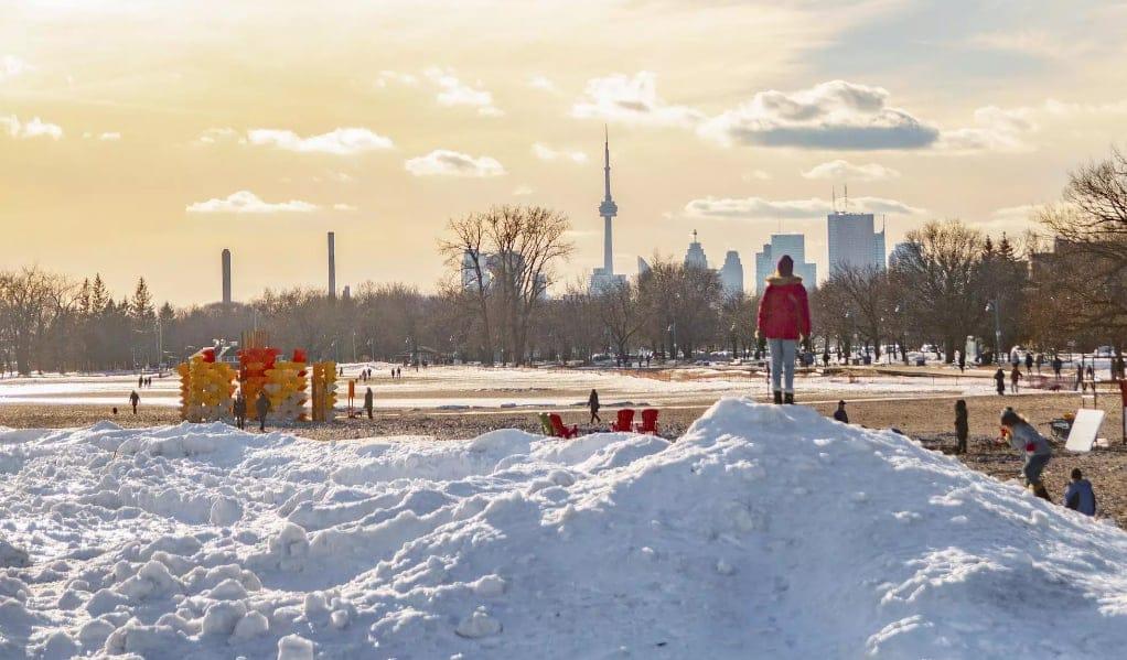 #تحذير من حالة #الطقس البارد في #تورنتو