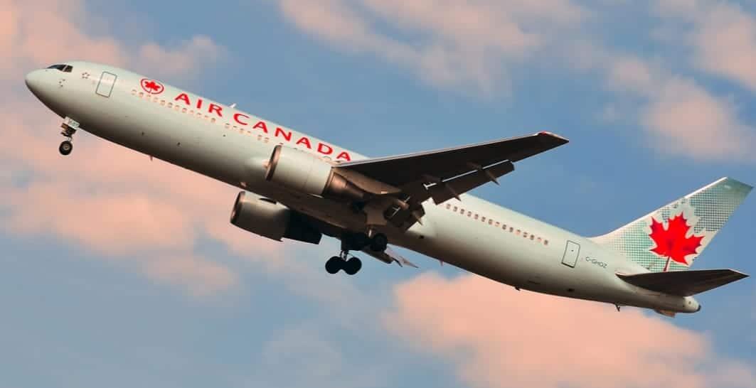 Photo of #طيران #كندا تعلق رحلاتها بدون توقف بين #مونتريال و #هايتي