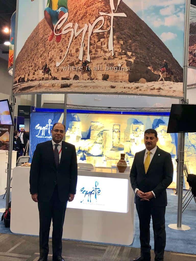 سفير مصر فى كندا: مصر تتربع على عرش صناعة السياحة العالمية