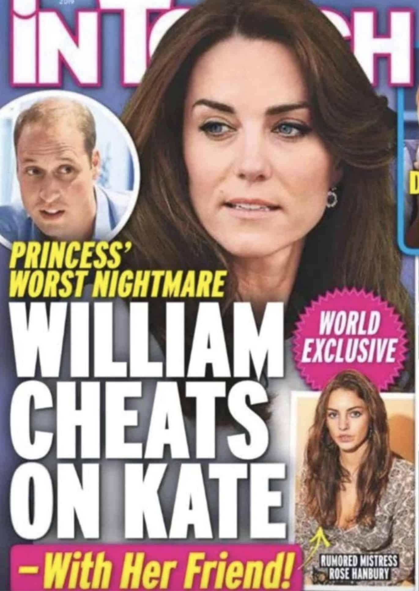 Photo of هل هي حقيقة ام مجرد شائعة خيانة الامير وليام لزوجته كيت مع صديقتها ؟