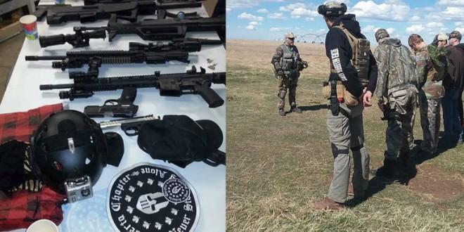 """الكشف عن جماعة يمينية مسلحة """"ضد الإسلام"""" في كندا"""