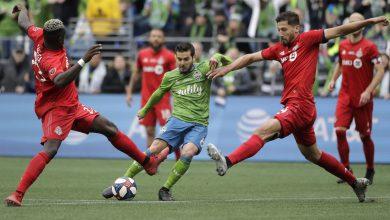 صورة فيروس كورونا يتسبّب في إلغاء بطولة العودة MLS (مباراة FC تورنتو)