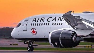 صورة شركة طيران كندا تحثُّ الحكومة الفيدرالية على تخفيف قيود الحجر الصحي على بعض الدول