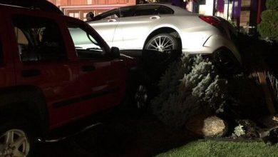Photo of الإبلاغ عن إصابات عقب اصطدام سيارة بمنزل في مسيسوجا