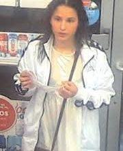 صورة شرطة مونتريال لا تزال تبحث عن شابة تبلغ من العمر 20 مفقودة منذ 28 يوليو.