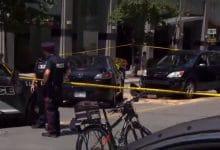 Photo of الشرطة تحقق بعد إطلاق عدة عيرات نارية ووقوع تصادم بالقرب من مركز روجرز