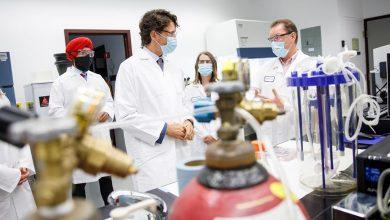 صورة ترودو  من مونتريال يكشف عن الخطوات التي تتخذها لتجهيز ملايين جرعات من لقاح كورونا